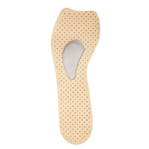 Кожаная полустелька-супинатор для модельной обуви ШНС-003